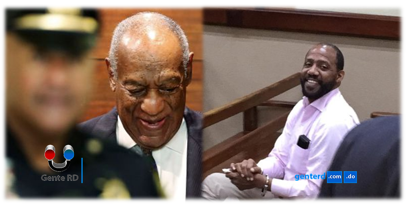Bill cosby y Pablo Ross