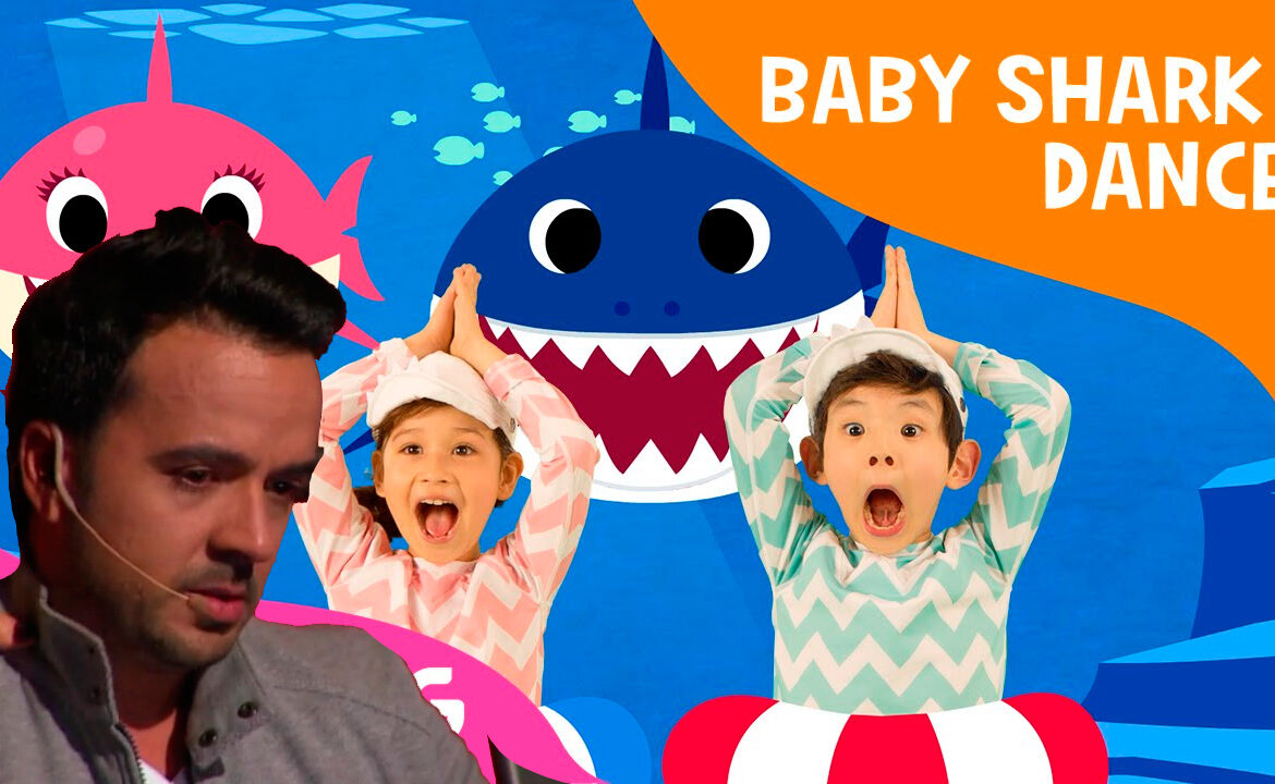 """Baby Shark"" supera a ""Despacito"" y es el video más visto en YouTube"